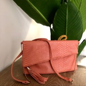 NewLook clutch/shoulder bag